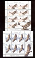 Abkhazia 2019 Europa SEPT National Birds 2Sheetlets**MNH - Sonstige - Europa