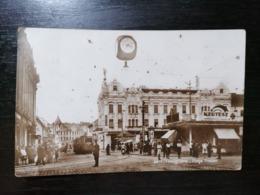 TIMISOARA ROMANIA - PIATA TRAIAN - TRAVELLED - Romania