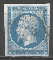 FRANCE - Oblitération Petits Chiffres LP 2432 PIERRE-BUFFIERE (Haute-Vienne) - Marcophilie (Timbres Détachés)