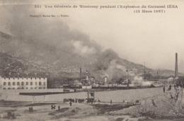 Toulon-Missiessy : Explosion Du Cuirassé Iéna  ///  REF  SEPT.  19  /// N° 9477 - Guerra