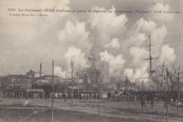 Toulon-Missiessy : Explosion Du Cuirassé Iéna  ///  REF  SEPT.  19  /// N° 9478 - Guerra