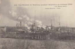 Toulon-Missiessy : Explosion Du Cuirassé Iéna  ///  REF  SEPT.  19  /// N° 9479 - Guerra