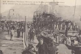 Toulon-Missiessy : Explosion Du Cuirassé Iéna : Arrivée De Mr. Thomson  ///  REF  SEPT.  19  /// N° 9480 - Guerra