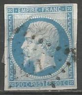 FRANCE - Oblitération Petits Chiffres LP 2441 PIGNANS (Var) - Marcophilie (Timbres Détachés)