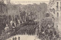 Toulon-Missiessy : Explosion Du Cuirassé Iéna : Les Funérailles  ///  REF  SEPT.  19  /// N° 9481 - Guerra