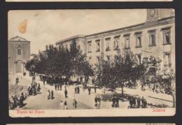 16919 Sciacca - Piazza Del Popolo F - Agrigento