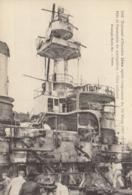 Toulon-Missiessy : Après L'explosion Du Cuirassé Iéna   ///  REF  SEPT.  19  /// N° 9483 - Guerra