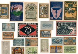Allemagne // NOTGELD // Collection // LOT De 500 Billets - Germany