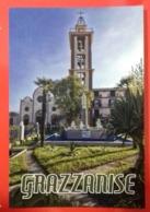 Caserta Grazzanise Chiesa Di Montevergine Campanile Villetta - Caserta