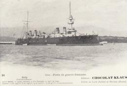 Flottede Guerre Française : Le Croiseur Sully     ///  REF  SEPT.  19  /// N° 9486 - Guerra