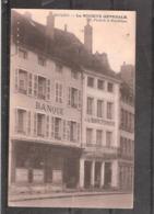 Semur La Societé Generale Place De La Republique - Semur
