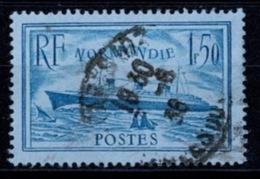 France 1935/36 - Paquebot Normandie - YT N°300 - Oblitéré - Frankreich