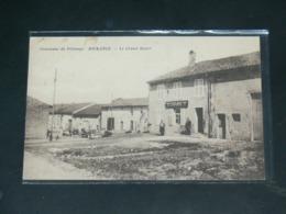 PIBLANGE  /  ARDT  Forbach-Boulay     1930 /    VUE    COMMERCES  GRAND BAZAR DE BOCKANGE   ....  EDITEUR - Altri Comuni