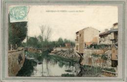 CPA - FONTENAY-le-COMTE (85) - Aspect Du Quartier Du Chemin Des Horts En 1908 - Carte Colorisée - Fontenay Le Comte