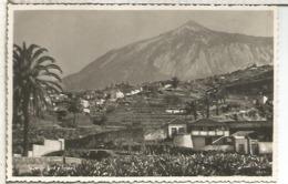 TENERIFE ICOD Y TEIDE SIN ESCRIBIR - Tenerife