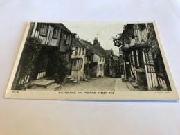 England Great Britain Rye The Mermaid Inn Tuck Tuck's 11246 Post Card Postkarte POSTCARD - Rye