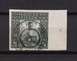 Bosnia And Herzegovina - 1906 Year - Michel 43 U SR - Used - 80  Euro - Bosnia And Herzegovina