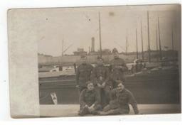 Belgische Soldaten +/- 1917    Fotokaart - Guerre 1914-18