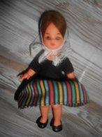 Poupée De Collection Régionale /folklorique - 20 Cm - Dolls
