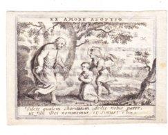 DP Franciscus Michael A. Cambier ° 1788 † Antwerpen 1814 / Gravure Galle - Devotion Images