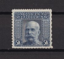 Bosnia And Herzegovina - 1906 Year - Michel 44M  - MH - Bosnia And Herzegovina