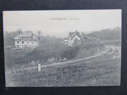 AK Folembray LA Gare Bahnhof  Ca.1920  /////  D*40136 - Other Municipalities
