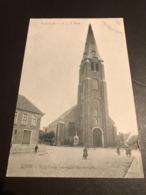 """Ruiselede - Ruysselede """"OLV  Kerk"""" - Uitg . Cesar Standaert - Ruiselede"""