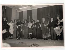 Schoten  Vrouwengilde St.Filippus Speelt Toneel 1968  Fotokaart - Schoten