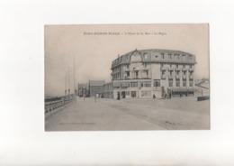 Fort Mahon En 1908...3 CPA HOTEL DE LA MER.. - Fort Mahon