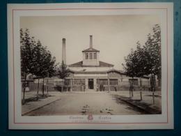 VICHY - FABRIQUE DE SELS ET PASTILLES - Photographie Ancienne Albuminée De Claudius Couton - Photos