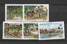 1983 MNH Kiribati Mi  425-29 - Kiribati (1979-...)