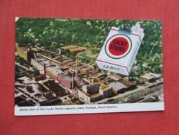 Lucky Strike Cigarette Plant Durham NC > Ref 3635 - Advertising