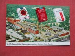 American Tobacco Company Cigarette Plant Durham   NC > Ref 3635 - Publicité