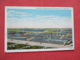 Buick Motor Co. Flint Michigan  Ref 3635 - Postcards