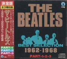 The Beatles Best Selection 1962-1968 : @20 Titres X 3 CDs : Édition Japonaise 1991 - Rock