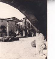 Monastère De SIJENA 1950 Photo Amateur Format Environ 7,5 Cm X 5,5 Cm - Lieux