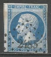 FRANCE - Oblitération Petits Chiffres LP 2485 POMPIDOU (Lozère) - 1849-1876: Période Classique