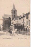 57 - MONTIGNY - L'EGLISE - NELS SERIE 105 N° 1 - Autres Communes