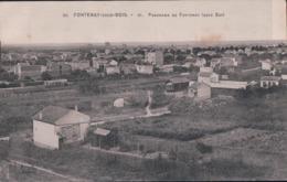 FONTENAY Sous BOIS Panorama Côté Est (1919) - Fontenay Sous Bois