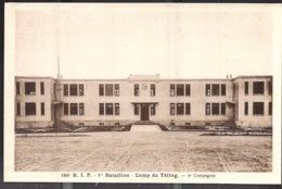 Téting Sur Nied Le Camp Militaire 146 éme Régiment De Forteresse 1er Bataillon 2eme Compagnie - Faulquemont