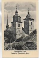 AK 0326  Schmalkalden - Türme Der Stadtkirche St. Georg / Ostalgie , DDR Um 1955 - Schmalkalden