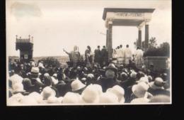 CPA037.....CARTE PHOTO CARTHAGE ...CONGRES EUCHARISTIQUE INTERNATIONAL 1930 - Tunisie