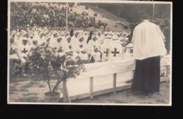 CPA038.....CARTE PHOTO CARTHAGE ...CONGRES EUCHARISTIQUE INTERNATIONAL 1930 - Tunisie