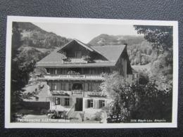 AK TSCHAGGUNS SCHRUNS Gasthof Sonne 1933 /// D*40172 - Schruns