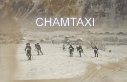 74 CHAMONIX MONT BLANC SPORTS D HIVER  SKIEURS Editeur AS DE TREFLE - Chamonix-Mont-Blanc