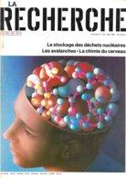 La Recherche N° 122 -  Mai 1981 (TBE+) - Sciences