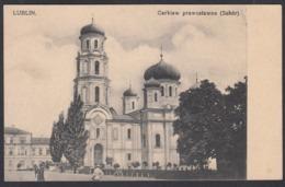 CPA - Pologne - Poland, LUBLIN, Cerkiew Prawoslawna ( Sobor ) - Poland