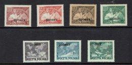 "POLAND...MNH...scarce ""Groszy"" Overprine...1950's - Unused Stamps"