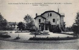 [54] Meurthe Et Moselle -MANCIEULLES-La Direction De La Société Des Mines ANIMÉE  CIRCULÉE- - France