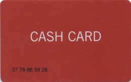 Carte De Casino : Cash Card Du Grand Casino Luzern Suisse (sans Puce) - Cartes De Casino